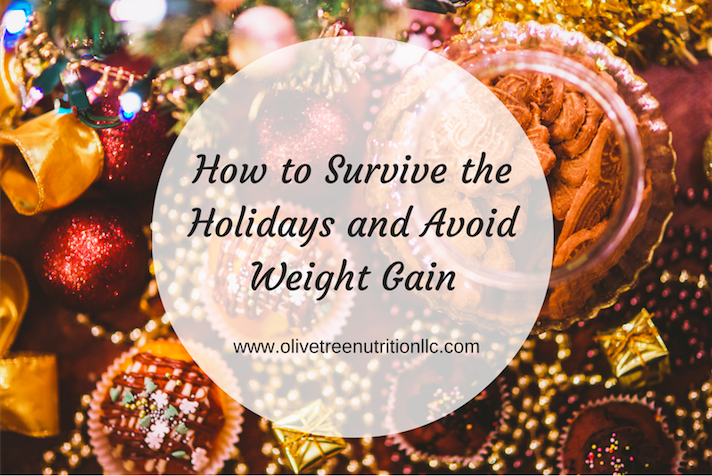 How to Survive the Holidays and Avoid Weight Gain
