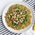 syrian freekeh authentic dish