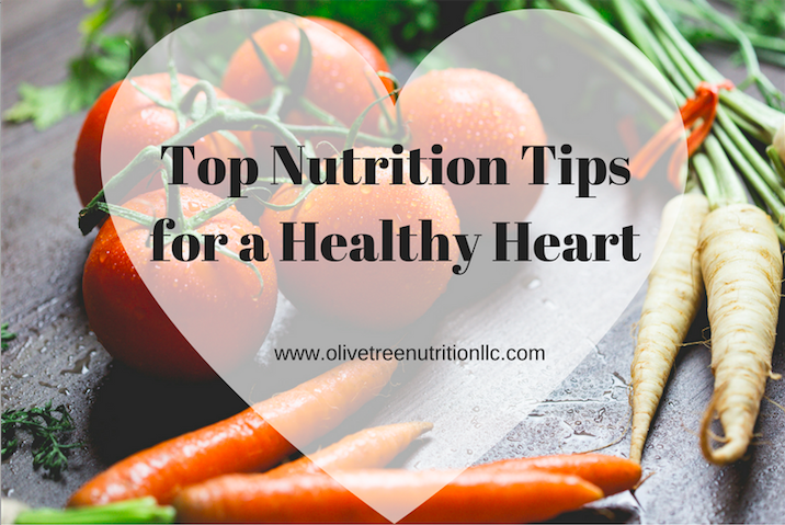 Top Nutrition Tips for a Healthy Heart