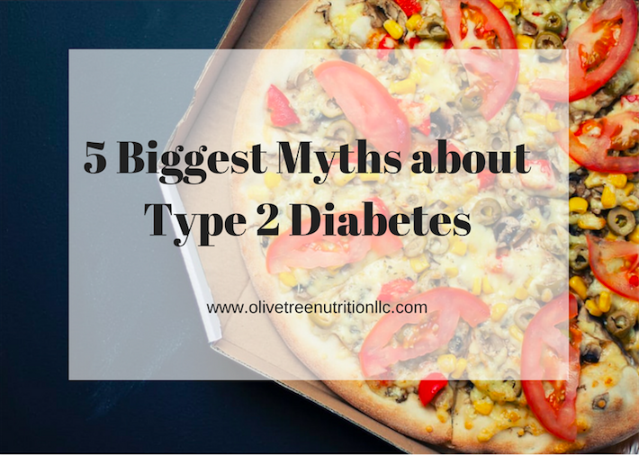 5 Biggest Myths about Type 2 Diabetes