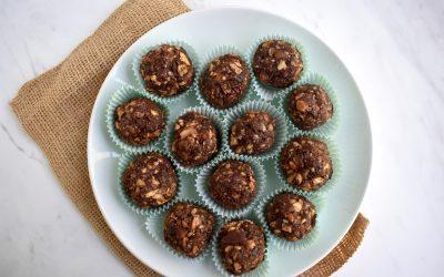 Date Cocoa Energy Balls