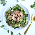 authentic fattoush salad